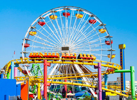 Santa Monica, CA ─ Santa Monica Pier