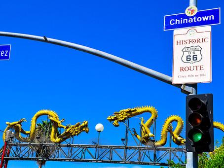 Santa Monica, CA ─ Chinatown