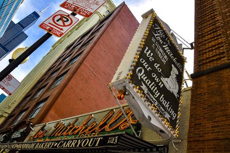 Lou Mitchells Chicago