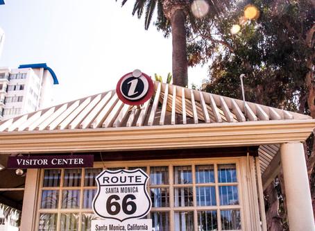 Santa Monica, CA ─ Visitor Center