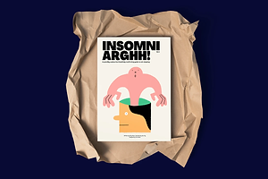 Insomniarghh! Zine Will Scare And Soothe Your Insomnia Away