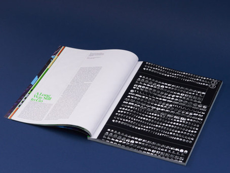 TYPE01 Magazine Is Merging Analog With Digital Through Immersive QR Technology