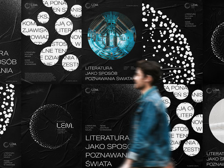 The Planet LEM's Branding Is Based On The Theory Of Swarm Intelligence