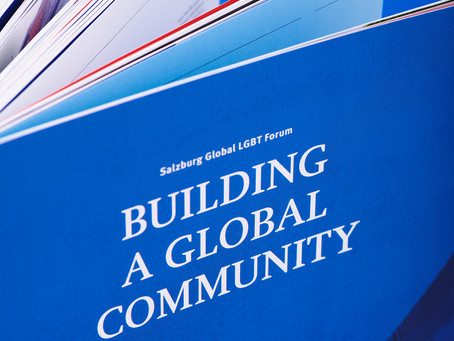 Salzburg Global LGBT Forum Publication Digs Deep On The Past Five Years