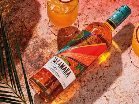 Pearlfisher Redesigns and Celebrates Takamaka Rum's Seychelles Provenance Through Storytelling