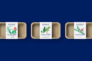 Sascha Lobe and Pentagram Designed the Artful Branding System For All-Natural Chicken Brand Cocorico