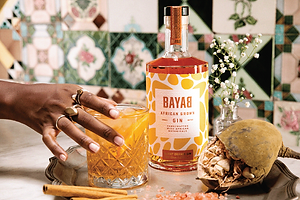 Brand Of The Day: Bayab Gin