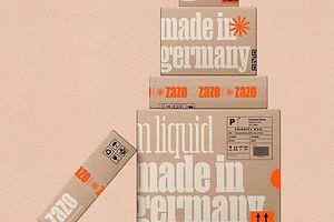 ZAZO Liquid Redesign Concept is Orange In All the Right Ways