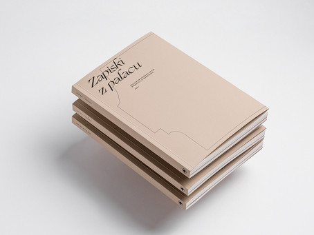 'Notes From The Palace' is a Publication Honoring Czapski Palace