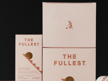 Studio Lami's Rebrand For THE FULLEST Inspires You to Live, Well, to Your Fullest