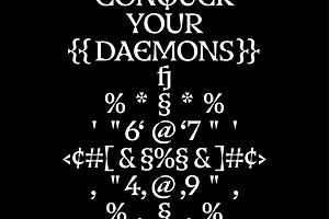 Type Tuesday: Warhammer III's Typeface Designed By Pentagram's Hudson-Powell Is All In The Details