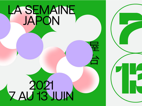 Baillat Studio's Branding For Japanese Street Food Festival Finds Inspiration in Cherry Blossoms