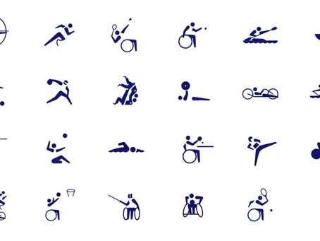 Olympics' Retro-Inspired Kinetic Pictograms Show Innovative Nature of Design Behind the Games