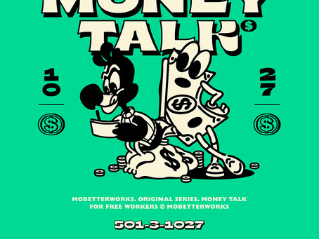 Money Talk's Branding Will Make You Green With Envy