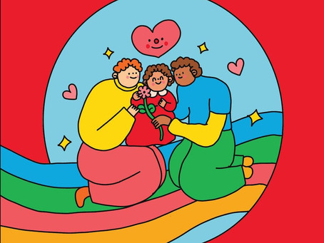 Bubly Celebrates International Family Equality Day With Wednesday Holmes