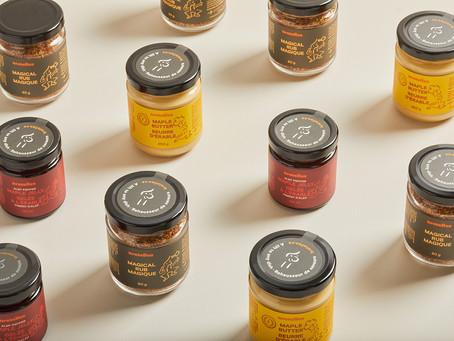 Tap Into Bretelles' New Branding