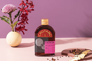 CHUTANG Brings The Syrup Industry A Sweet And Sophisticated Branding Identity