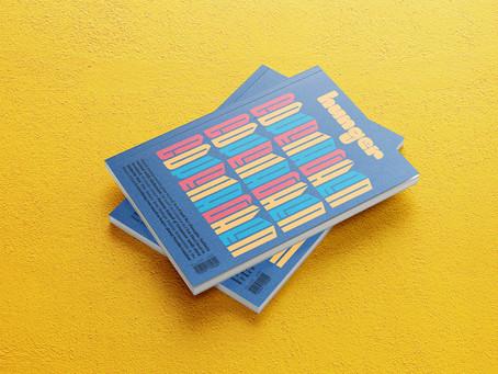Carlotta Barella's Typographical Exploration For Conceptual Book 'Hunger'