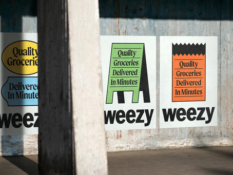 Weezy Is A Grocery Delivery Service With A Whole Lot Of Personality