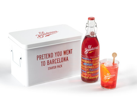 Just Because You Can't Travel Doesn't Mean You Can't Pretend You Went To Barcelona