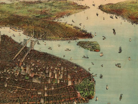 Mysteries and Folkways of NYC Revealed In 'Decoding Manhattan'