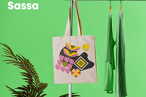 Sassa's Packaging Makes For The Perfect Summer Accessory