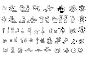 Ikea Believes In Aliens: Their New Assembly Manuals Are Proof