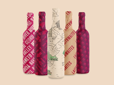Laithwaites Delivers Beautiful Wine And A Branding System To Match