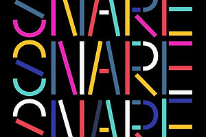 Type Tuesday: The Jazzy Typeface Snare