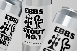 Michael Bierut & Pentagram's Branding For EBBS Takes The No-Frills Approach
