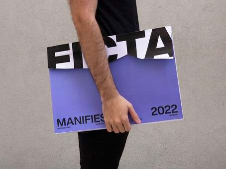 Interactive Performance Art Festival FICTA Has Editorial Materials That Are Just As Engaging