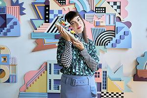 LEGO x Adidas Originals Superstar Collaboration With Leta Sobierajski is a Sneakerhead's Fever Dream
