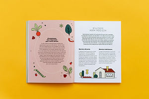 The Illustrated Gardening Book 'Le Petit Guide Illustre De Potager' Isn't Your Typical Handbook
