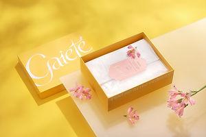 Gaieté Celebrates Femininity Through Whimsical Branding
