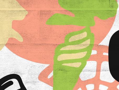 Hello Matcha's Branding Allows Matcha's Vibrant Green Take Center Stage