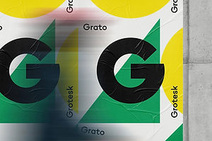 Grato Classic and Grotesk Are Similar Yet Independent Fonts
