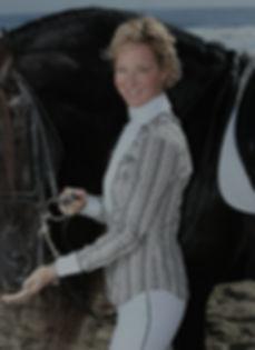 Sabine Schut-Kery elite dressage rider