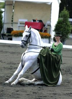 Sabine Schut-Kery Sidesaddle