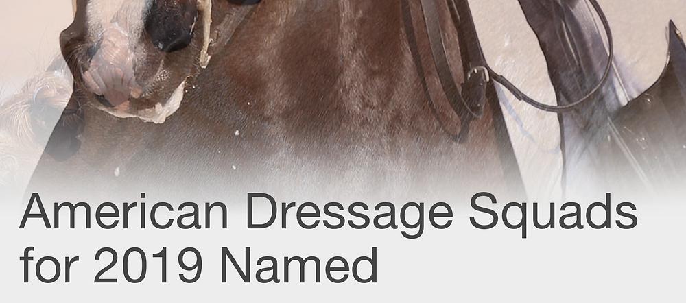 Sabine Schut-Kery named to US Dressage Elite squad