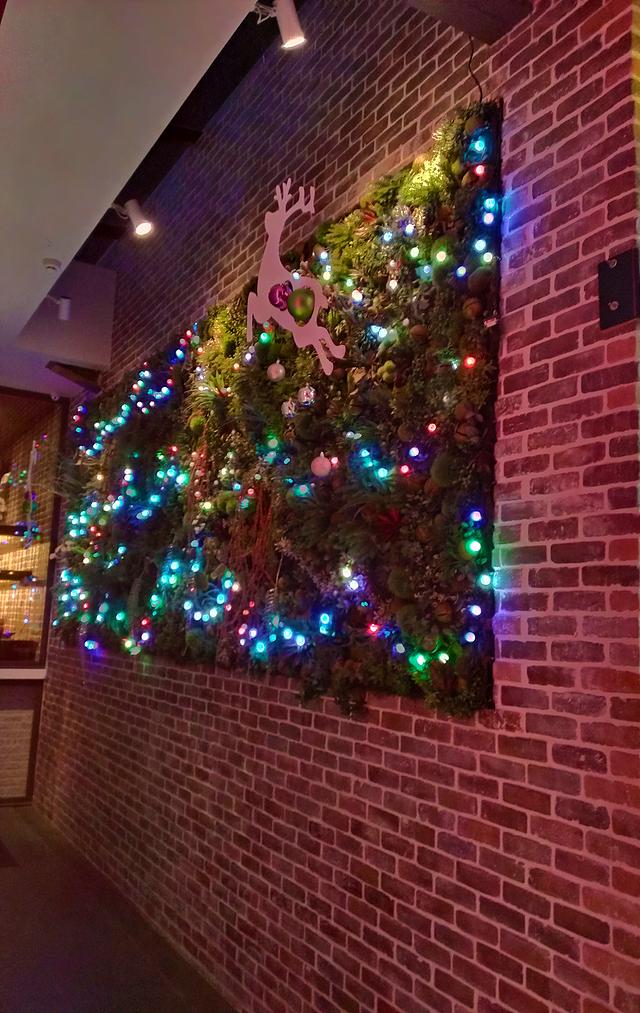 聖誕裝飾佈置