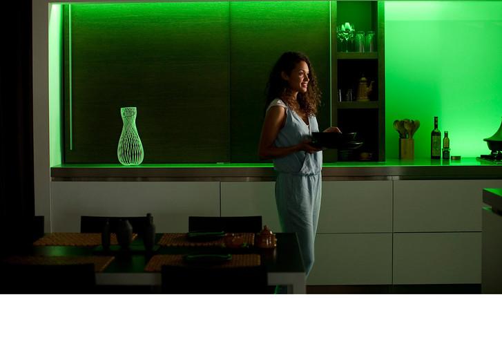 LED 彩色軟條燈