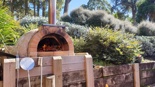Wood-fire oven