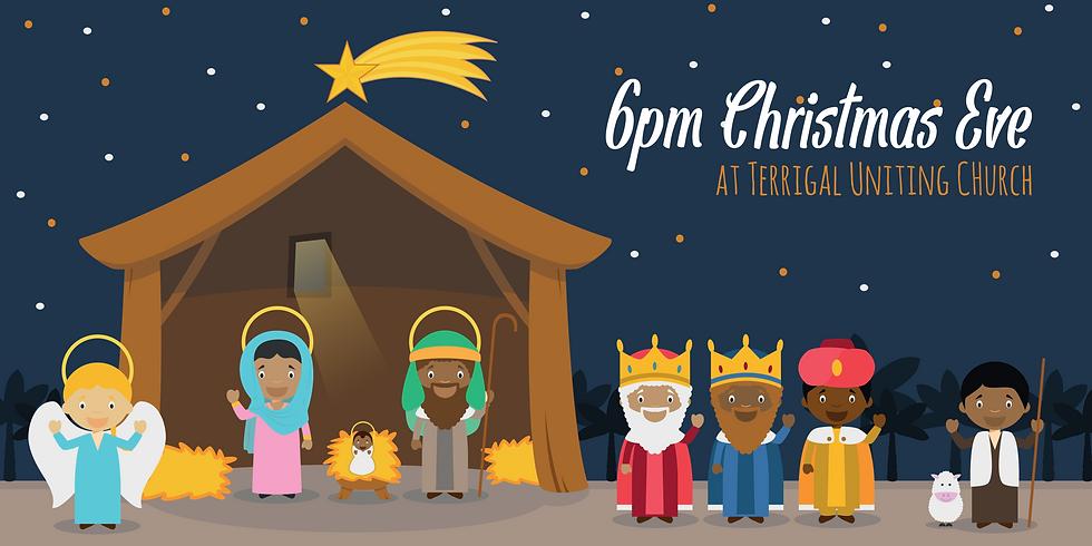 6pm Christmas Eve