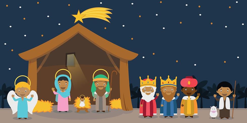 5pm Christmas Eve Service