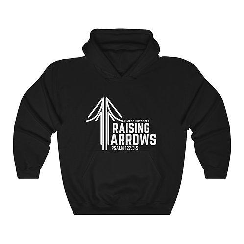 Growing Arrow Hooded Sweatshirt