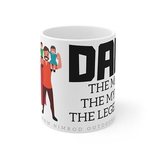 11 oz DAD Mug