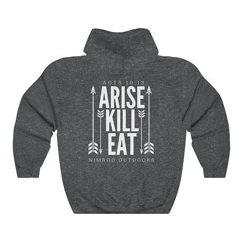Arise Kill Eat Hooded Sweatshirt