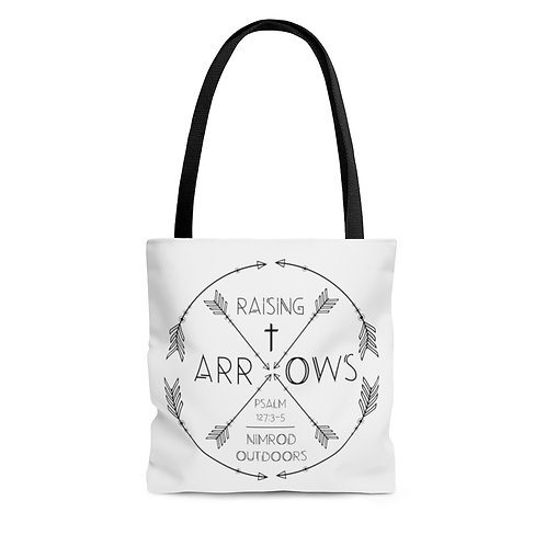 Raising Arrows Tote