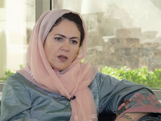 Fawzia Koofi: Why should women always be the first to pay?