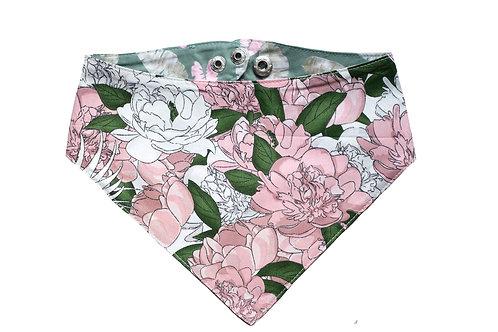 Bandana Pink-Garden